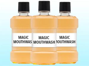Magic Mouthwash: Uses   Benefits   Side Effects