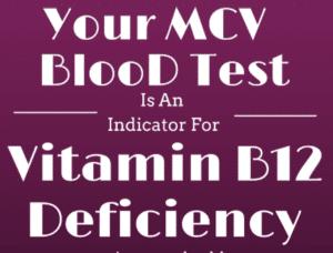 Mean Corpuscular Volume (MCV) Blood Test